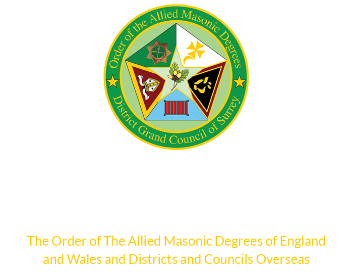 District Grand Council Of Surrey